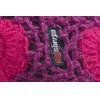 Sherpa Rani Hoofdbedekking roze/violet